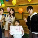 【シカ革アクセ ハンドメイド体験】開催しましたっ!(2018/03/25)