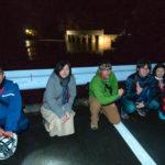 【川俣ダムライトアップツアーレポート】限定開放の上流側、神殿のようなダムに感動!