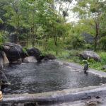 【川俣温泉】川俣の湯に勝る妙薬はなし、露天風呂のある国民宿舎 渓山荘(けいざんそう)